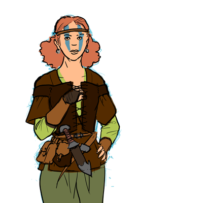 Jessica, leader of the Wesfolk