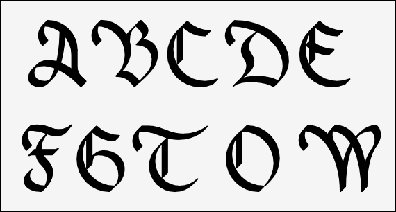 Wesnoth Font Project