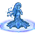 The advancement of the water nymph! (a few not-that-impressive anims)