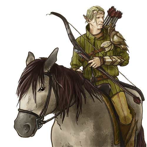 For the Elvish Rider